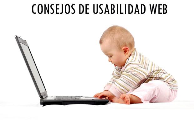 consejos de usabilidad web